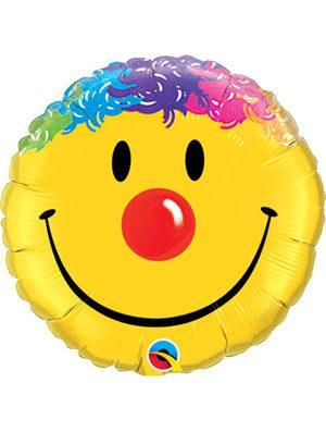Globo foil Smile Face