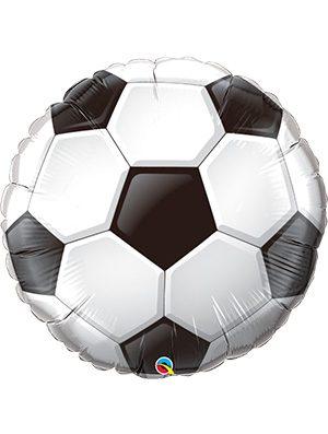 Globo foil Soccer Ball