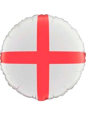 Globo foil St. George's Cross