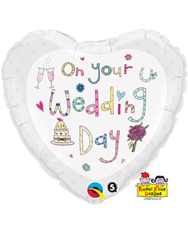 Globo foil On Your Wedding Day