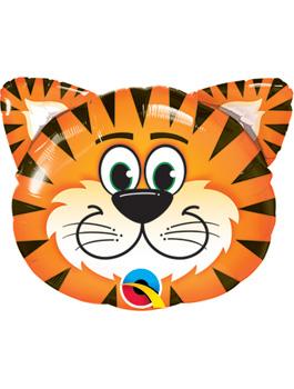 """Globo foil Tickled Tiger 14"""""""
