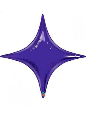 Globo foil Starpoint Quartz Purple