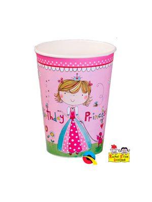 Vasos Princesa Rachel Ellen, 6x8u