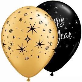 Globos Latex Año Nuevo