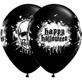 Globos latex halloween
