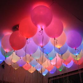leds para globos