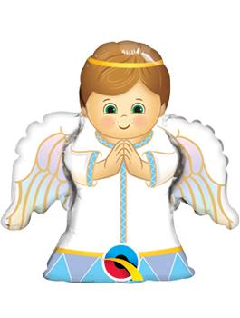 Globo foil Angel Comunión Chico
