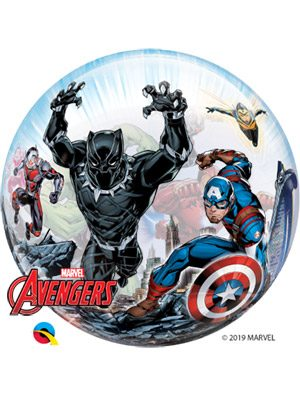 Globo bubble Marvel's Avengers Classic