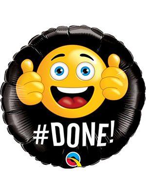 Globo Foil graduación #Done!