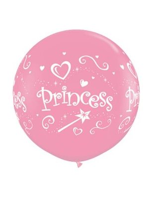 Globo Látex gigante Princess Wrap
