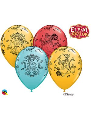 Globo látex Disney Elena de Avalor
