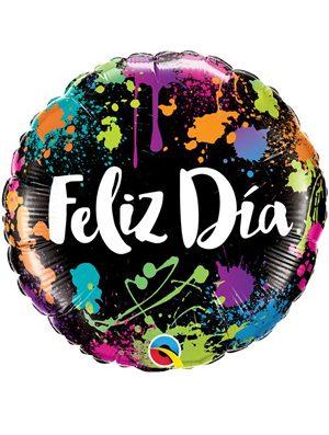 Globo foil Feliz Día