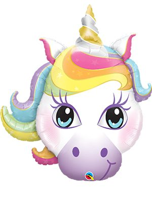 Globo foil Magical Unicorn