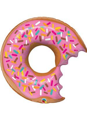 Globo foil Bit Donut & Sprinkles