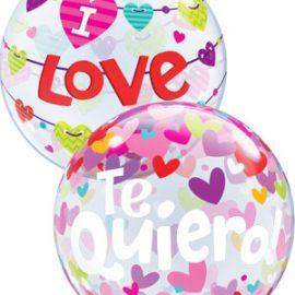 Bubbles Amor Boda
