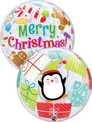 Bubbles Navidad Fin de Año