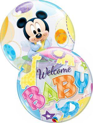 Bubbles Infantil Bebé