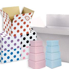Cajas para globos