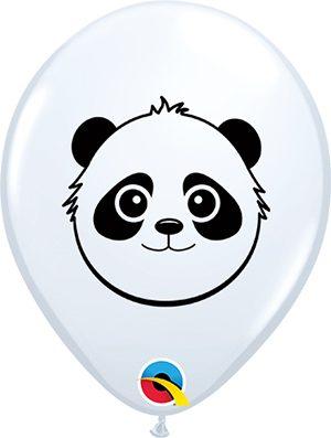 "Globo látex Panda Bear 5"""