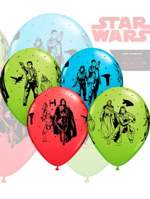 Globo látex Disney Star Wars surtido: The Last Jedi