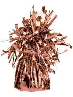 Peso de microfoil Rose Gold