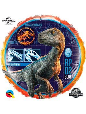 Globo foil Jurassic World