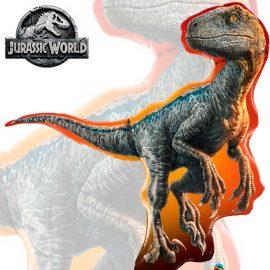 Globo foil Jurassic World Raptor