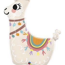 Globo foil Loveable Llama