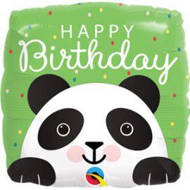 Globo foil Birthday Panda