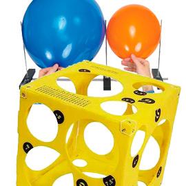 Medidor de globos