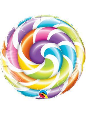 """Globo foil Lollipop 9"""""""