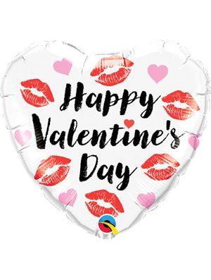 Globo foil Valentine's Kissey Lips