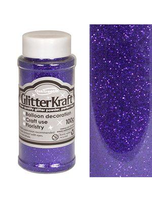 Purpurina para globos Púrpura 100 gr.