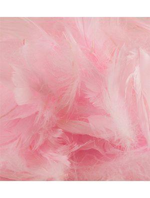 Plumas para Globos color rosa