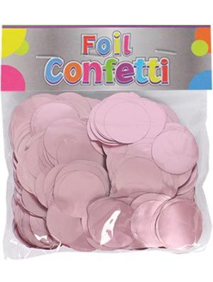 Confetti satinado Rosa 25mm