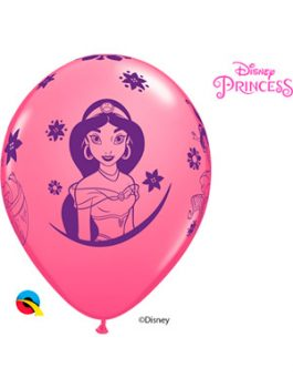 Globo látex Disney Princess Jasmine