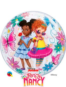 Globo bubble Fancy Nancy Clancy