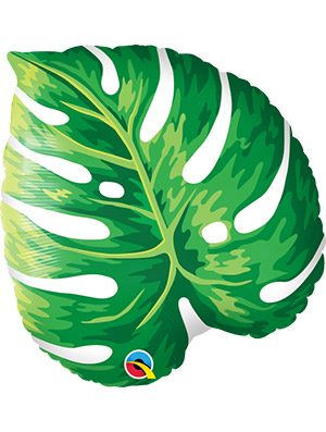 Globo foil Tropical Philodendron