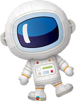 Globo foil Adorable Astronaut