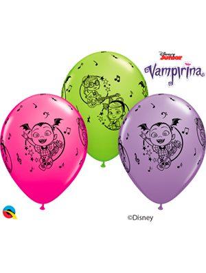 Globo látex Disney Vampirina