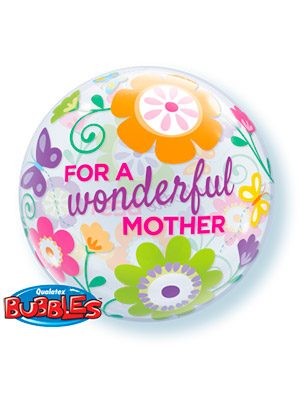 Globo Bubble for a Wonderful Mother