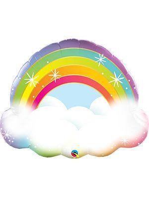 Globo foil Rainbow