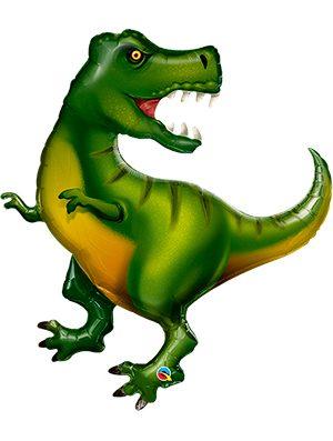 Globo foil Tyrannosaurus