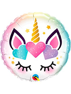 Globo foil Unicorn Eyelashes