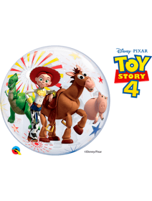 Globo bubble Disney Pixar's Toy Story 4