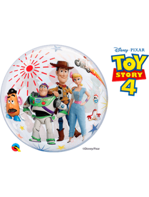 Globo bubble Disney Pixar's Toy Story 4
