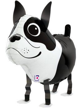 Globo de foil Terrier amigo 26