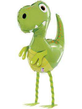 Globo de foil Dinosaurio amigo 44