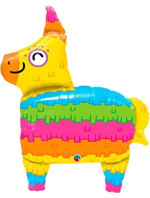 Globo foil Piñata Arcoiris