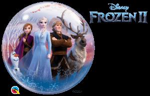 Globo bubble Disney Frozen II